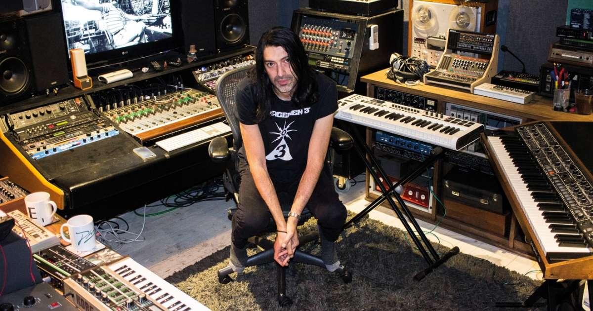 Erol Alkan shares his studio secrets