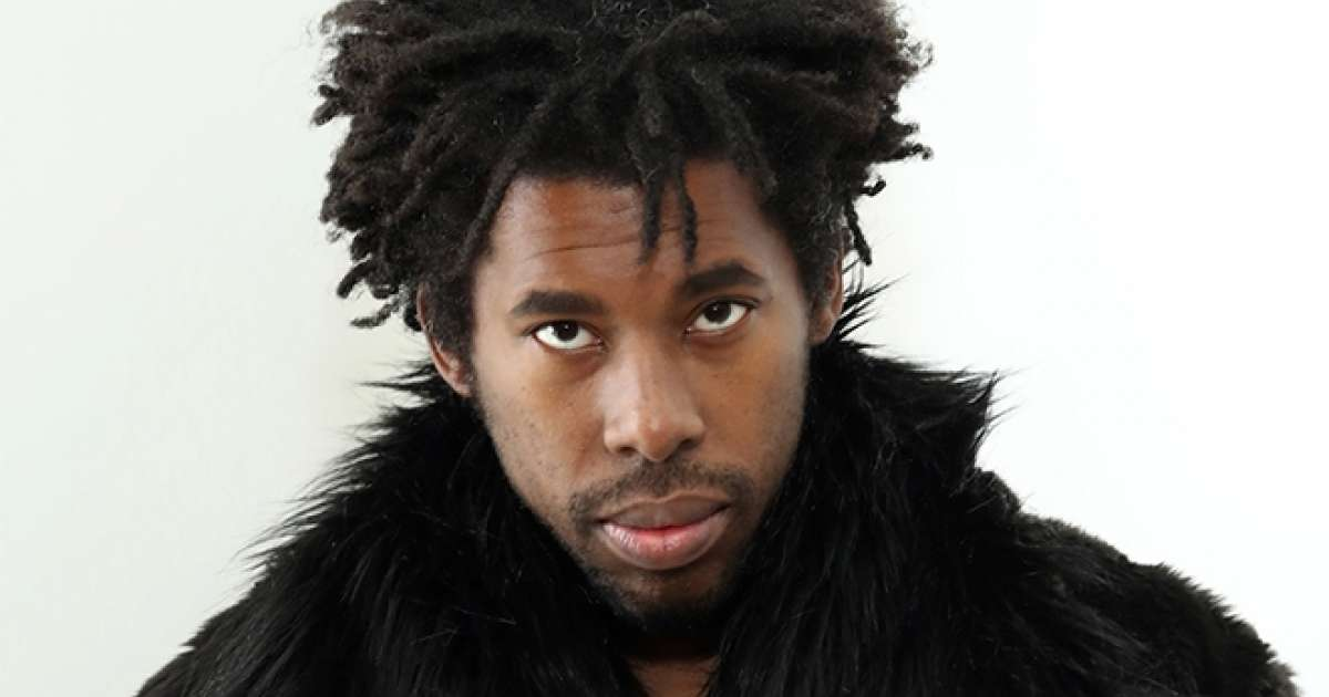 """Flying Lotus graffiti stunt hints that """"fire is coming"""""""