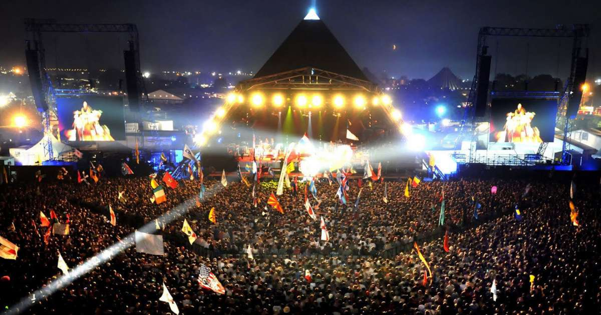 BBC announces plans to broadcast classic Glastonbury highlights