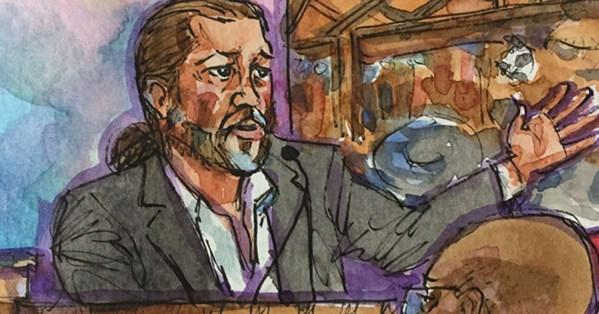Ghost Ship founder delivers his testimony in court