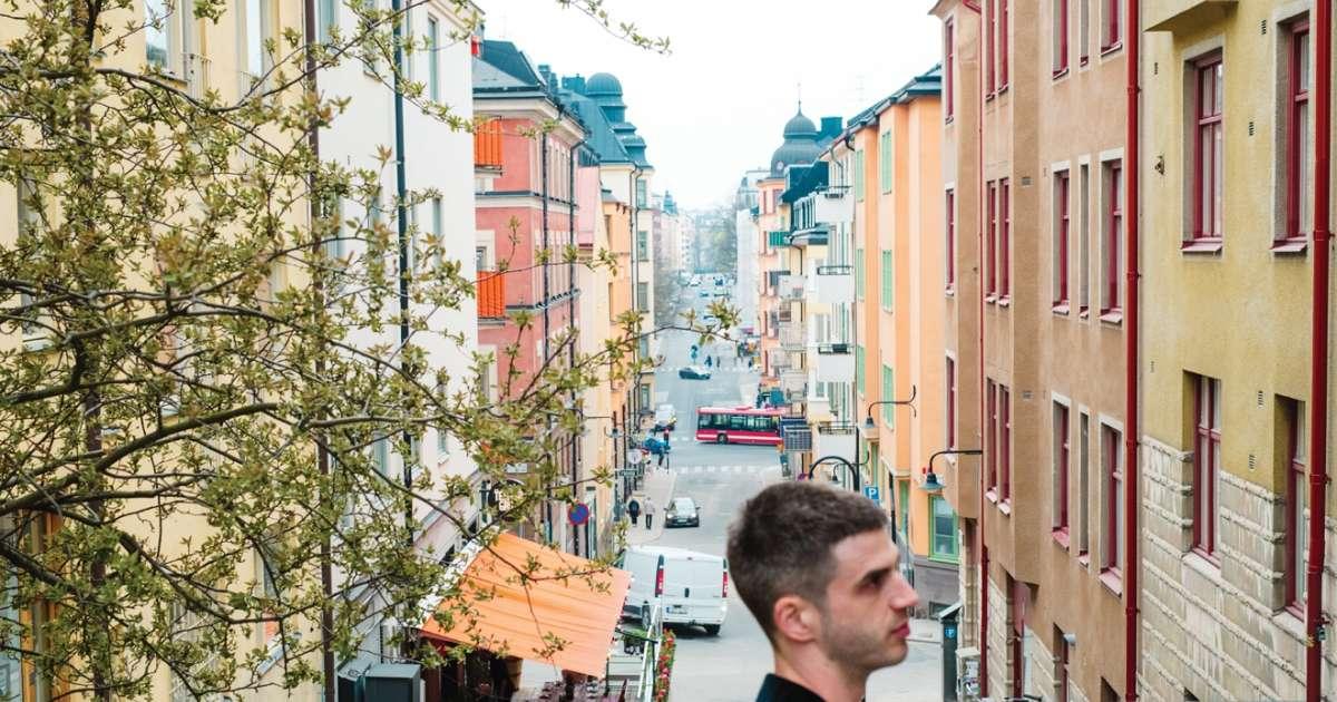Stockholm syndrome: How Kornél Kovács' hometown inspires his playful productions
