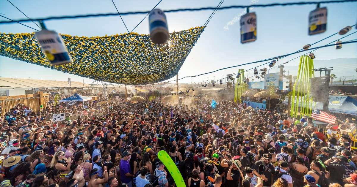Win a DJ set at EDC Orlando from Corona Electric Beach