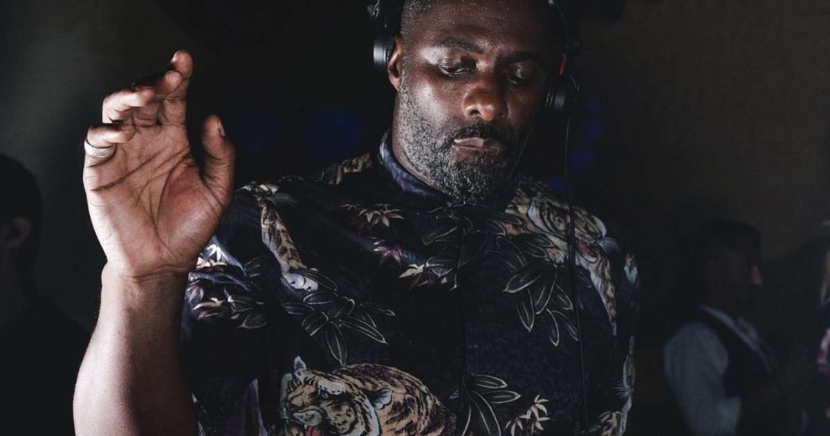 Idris Elba is the A-list actor and DJ that clubland deserves