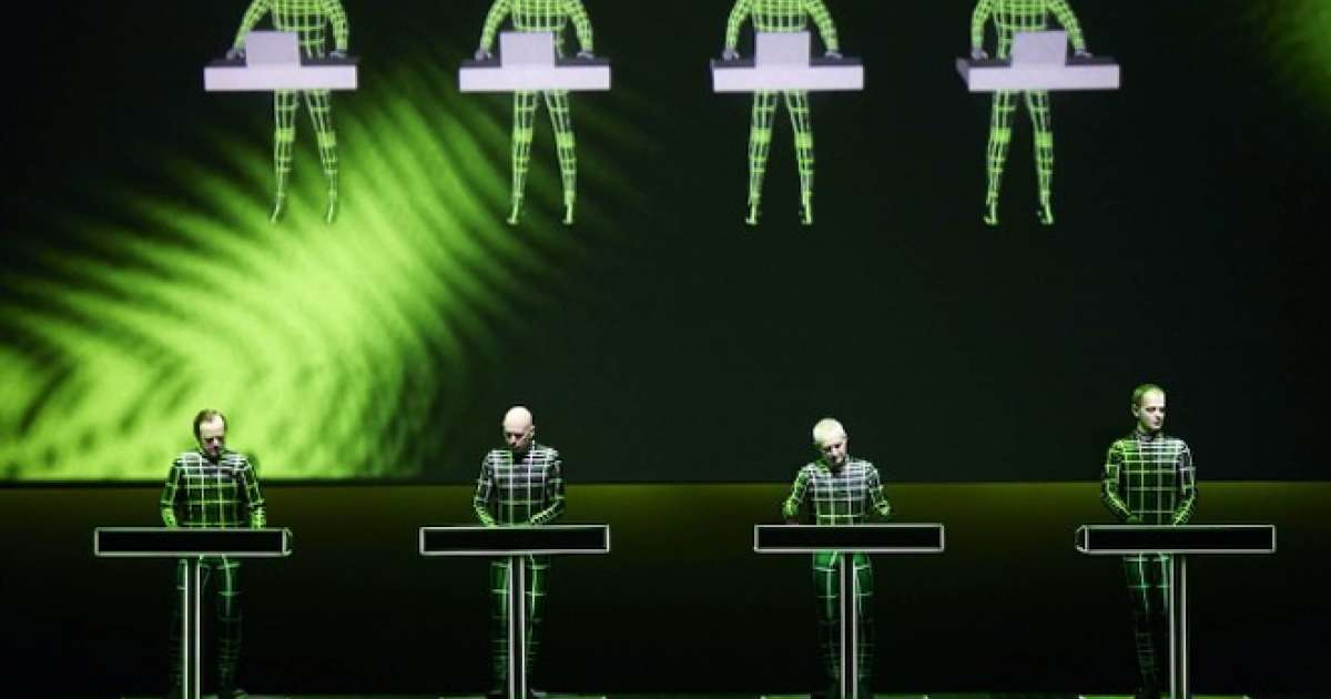Kraftwerk have announced a North American tour