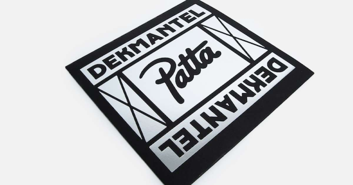 Patta and Dekmantel reveal their sixth collaborative merch collection