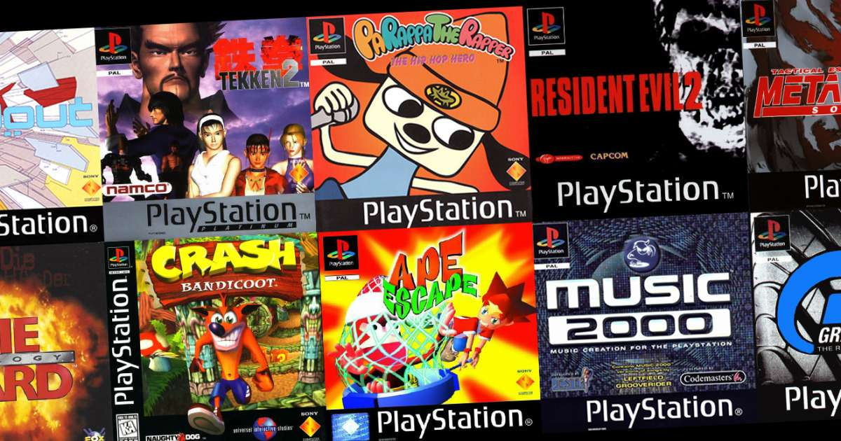 The 20 greatest PlayStation 1 soundtracks ever - Lists - Mixmag
