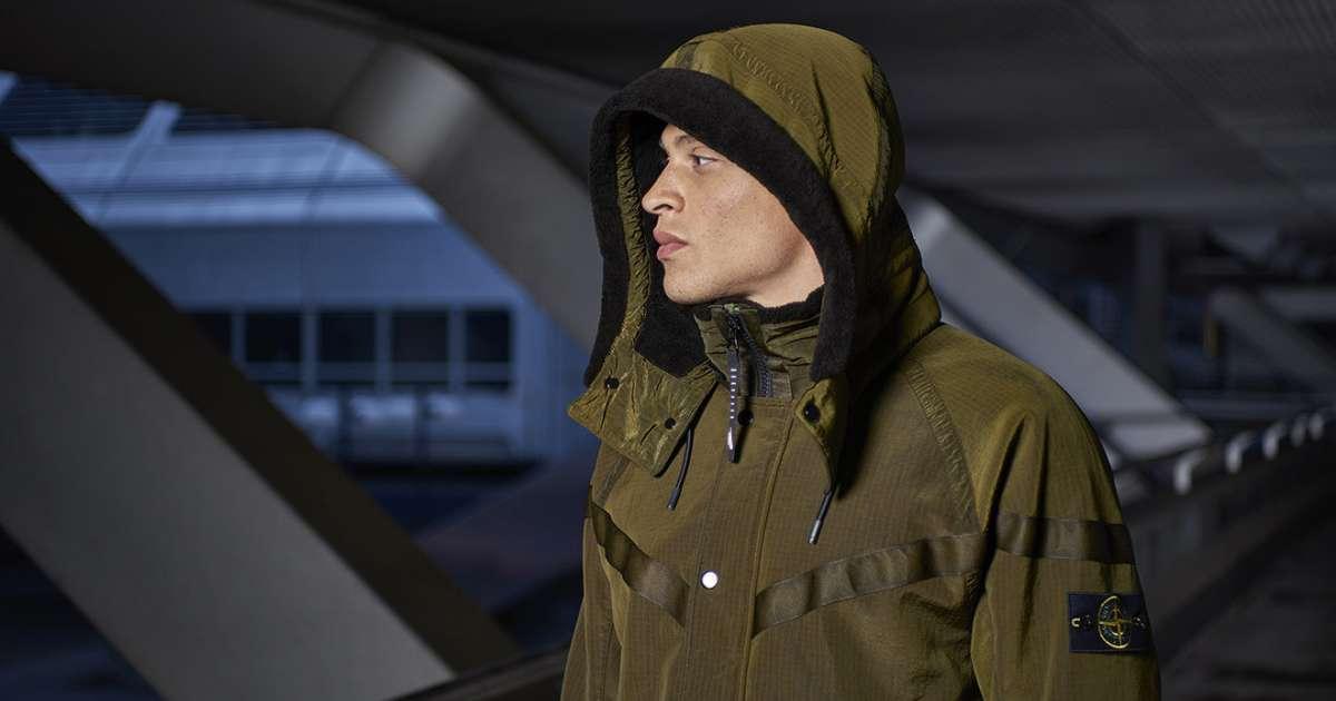 new style 8103e 2415c NikeLab x Stone Island Windrunner - Fashion News - Mixmag