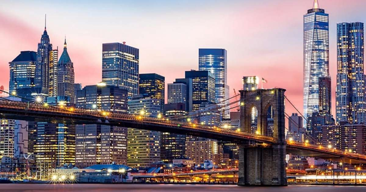 New York named the most exciting city in the world
