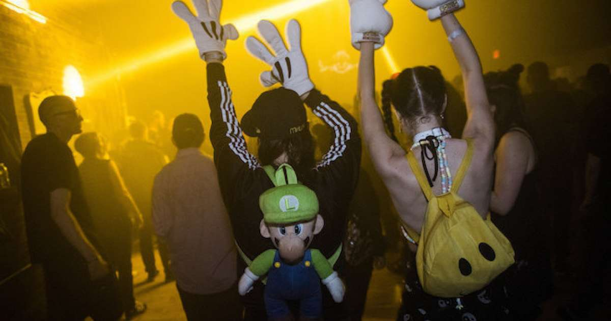 How NYC's legendary illegal Storm Rave was revived for one night only