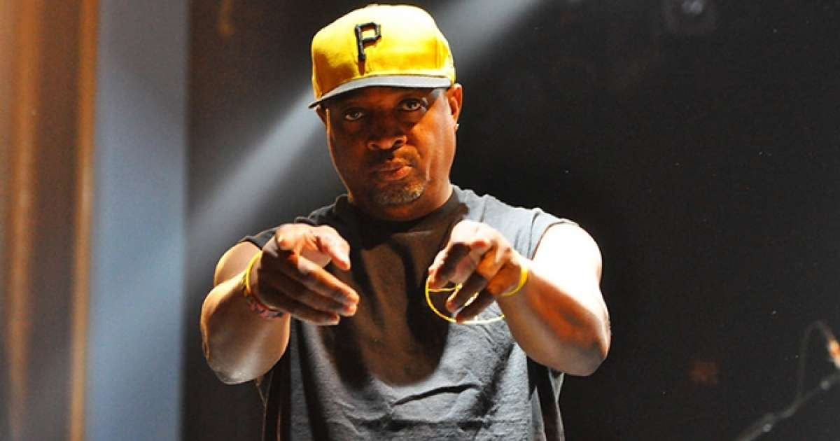 "Public Enemy's Chuck D: ""Donald Trump is an alien"""