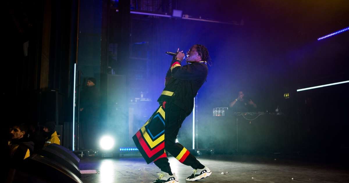 """1b0dafa678c Pusha T brought the """"rap album of the year"""" to London - Galleries - Mixmag"""