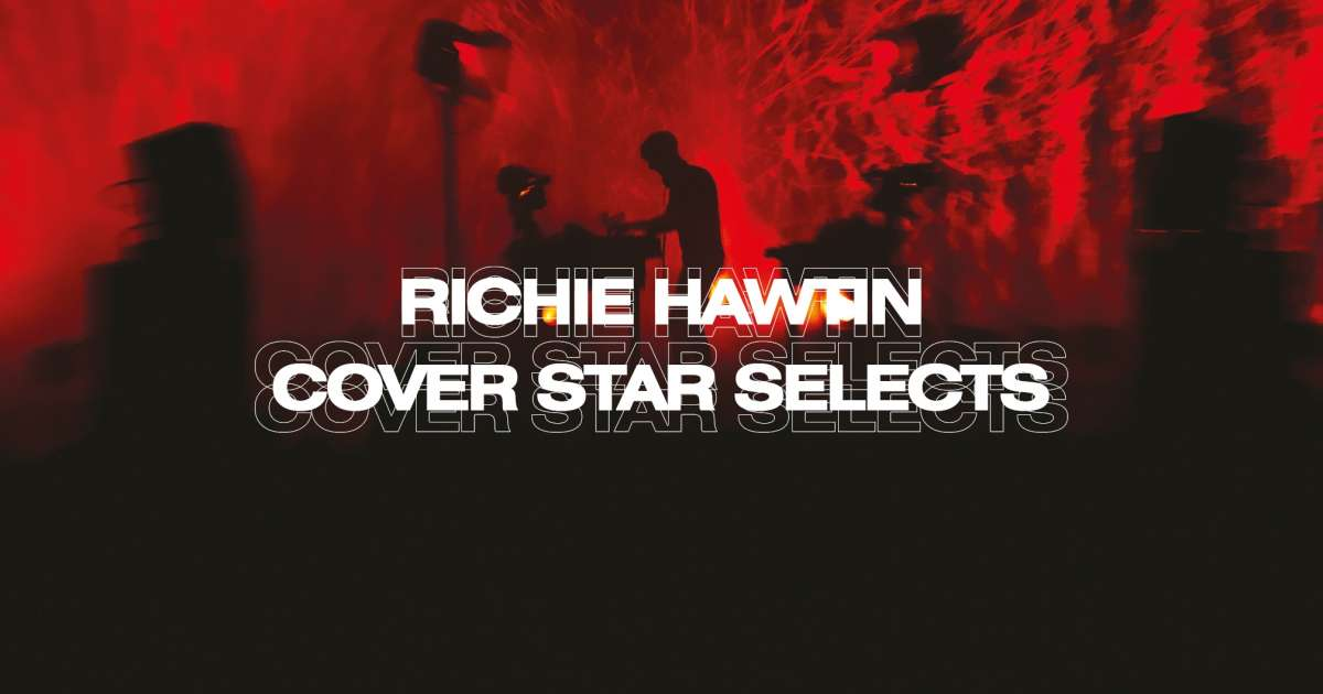 Cover Star Selects: Richie Hawtin