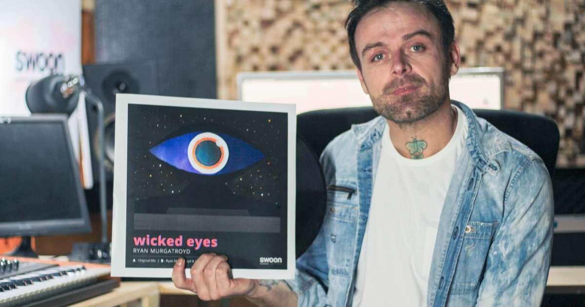 Ryan Murgatroyd and Kostakis 'Wicked Eyes' remix is an emotive house anthem