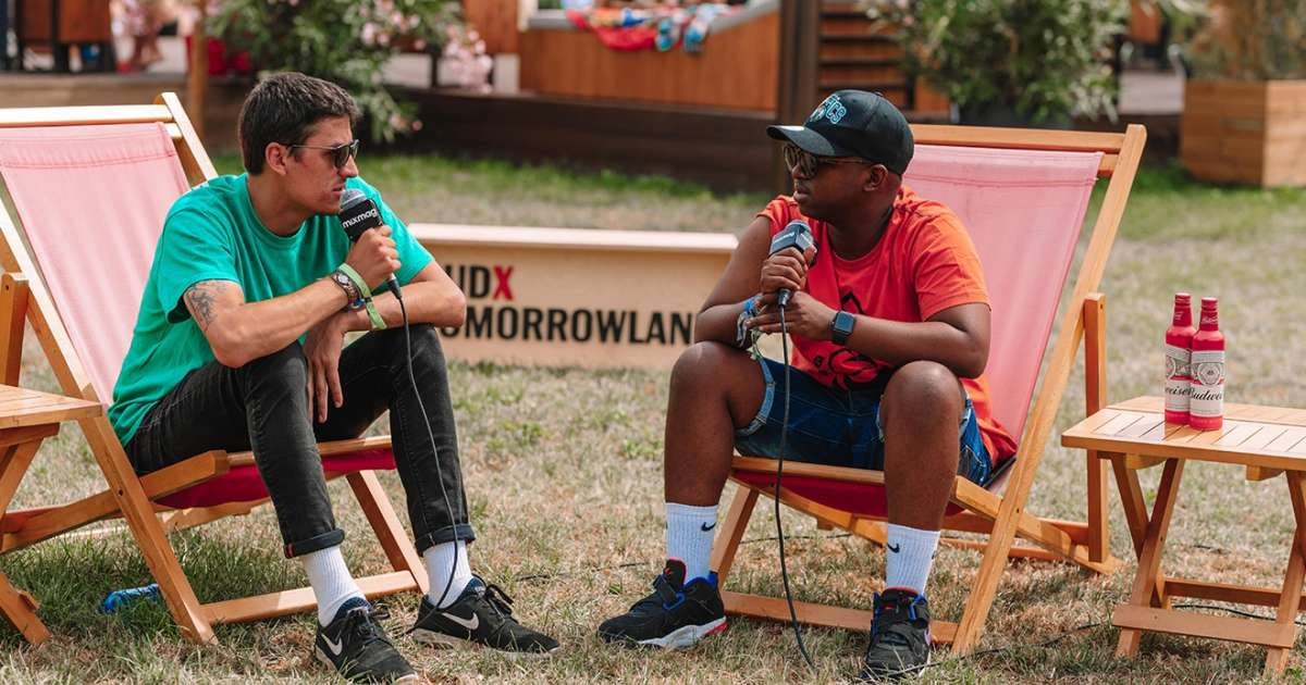 Check out the interviews from BUDX at Tomorrowland 2019