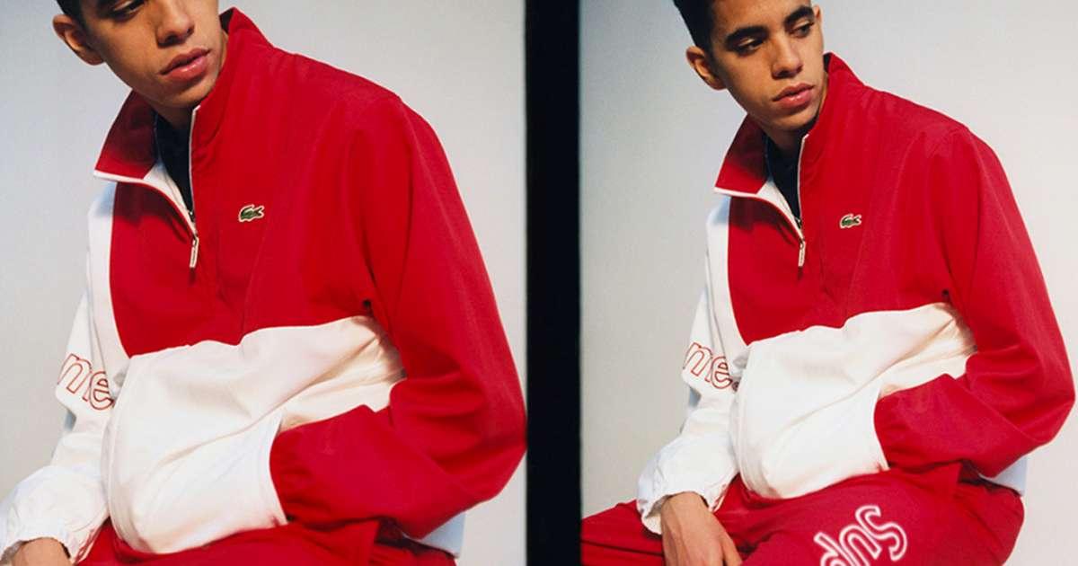 Supreme X Lacoste Ss17 Fashion News Mixmag