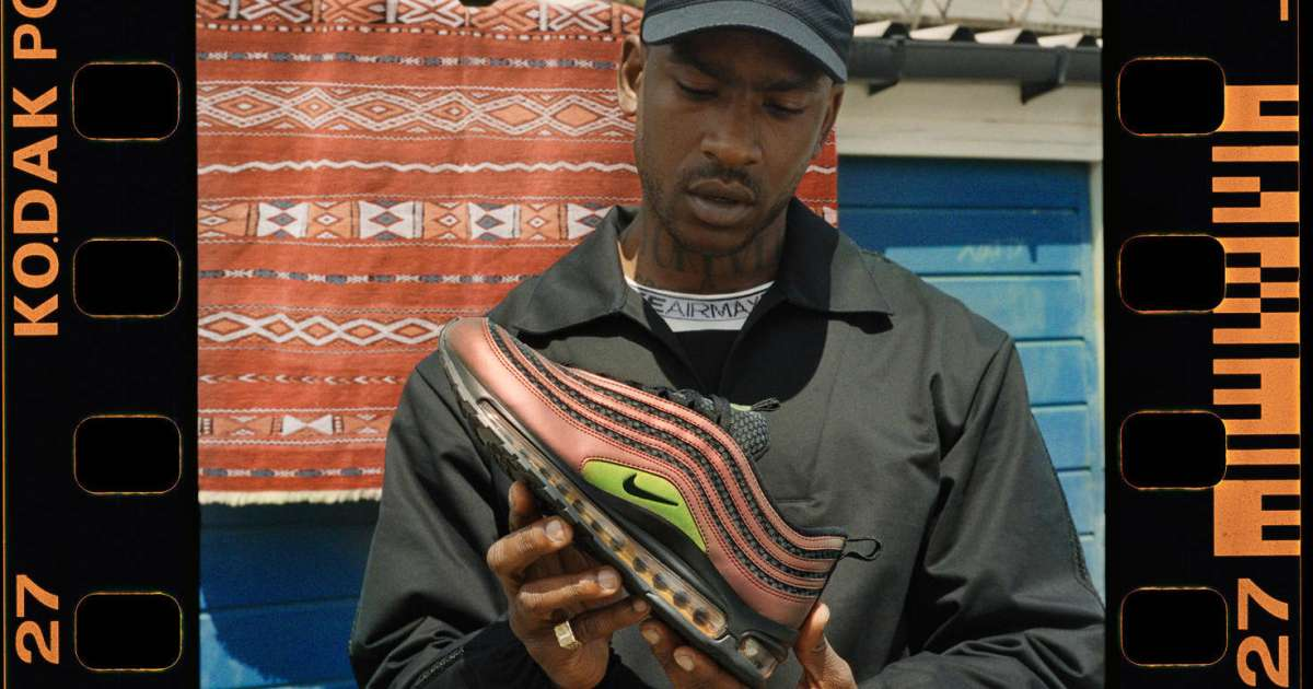 9 photos of Skepta's Nike Air Max collab and what inspired them