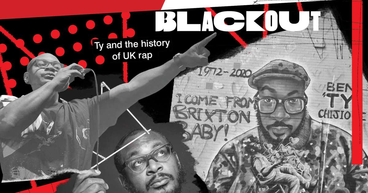 Ty and the history of UK rap
