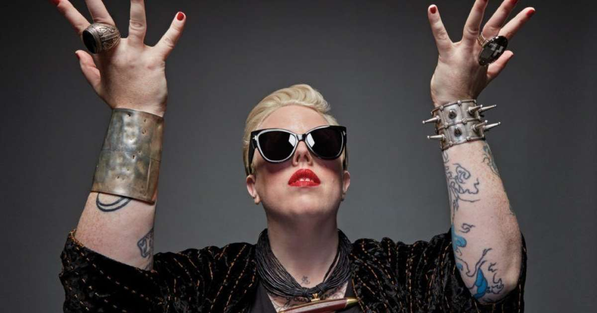 The Black Madonna has launched We Still Believe Radio