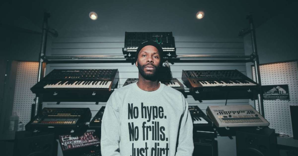 Waajeed will mix the third instalment of 'Detroit Love'