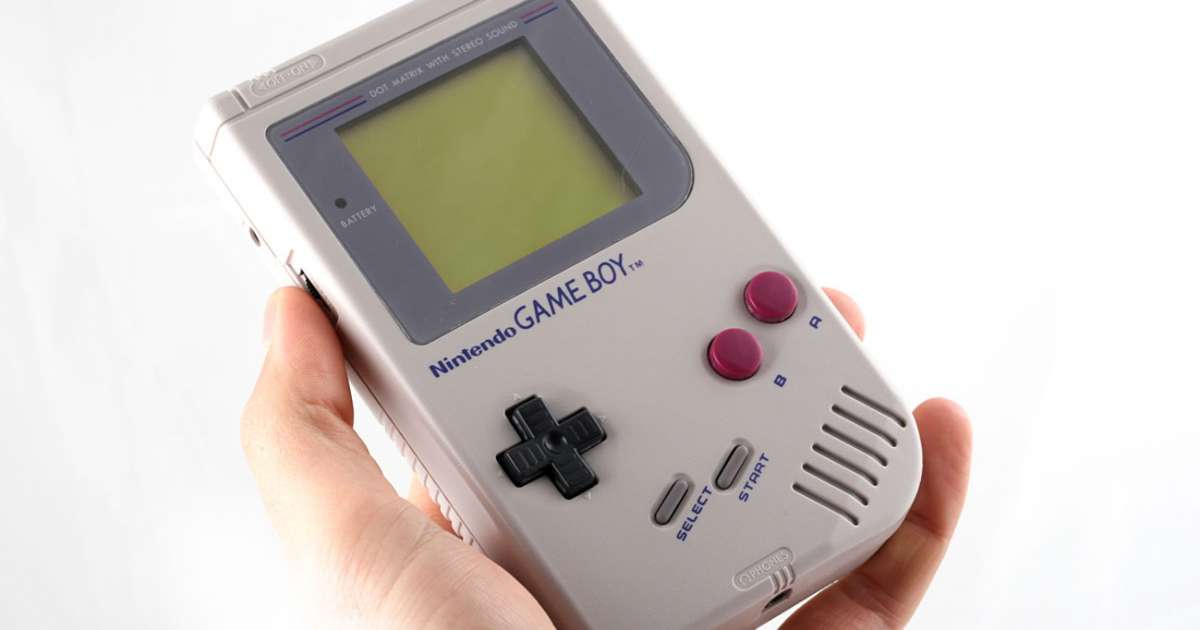 Nintendo could be about to release a Game Boy Classic Mini