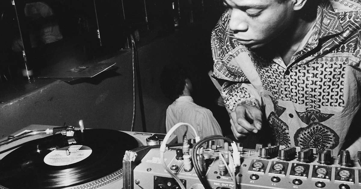 26 photos of Basquiat, Warhol, Haring and more in hedonistic NYC nightclubs