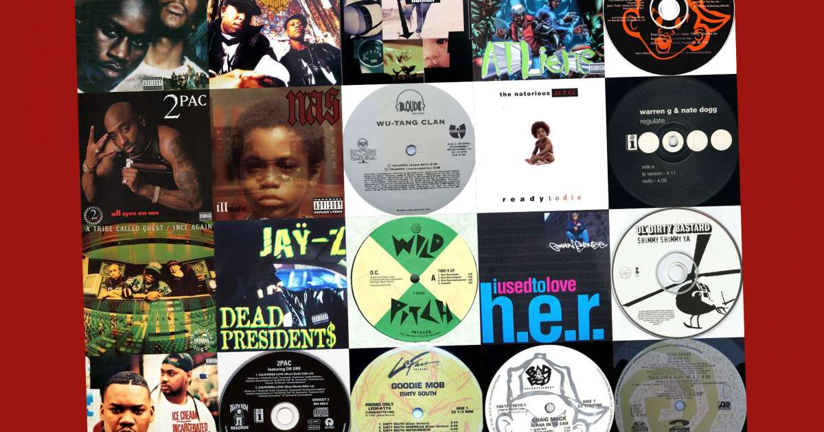 The 20 best mid-90s hip hop tracks
