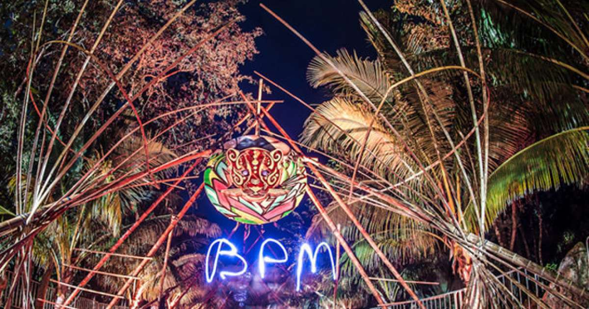 The bpm festival may be banned from being held in playa for Acid house bpm