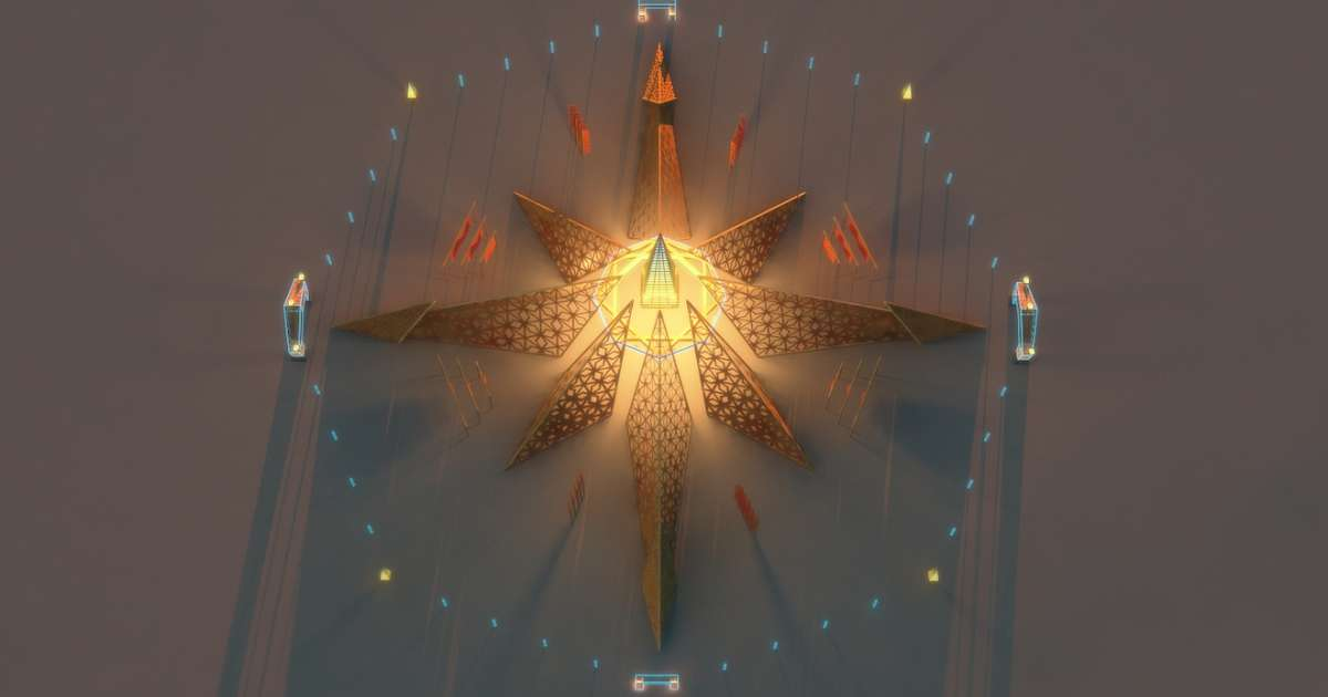 Burning Man 2020 will feature 'Empyrean' temple