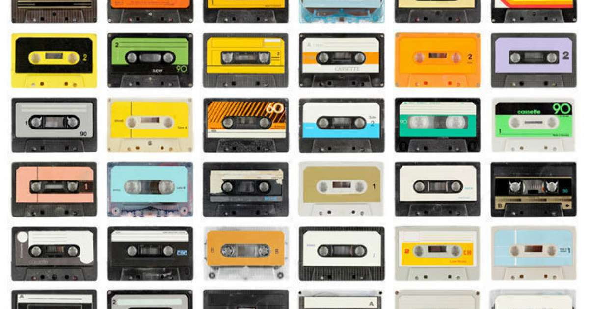 Discogs surpass one million cassettes listed on their website