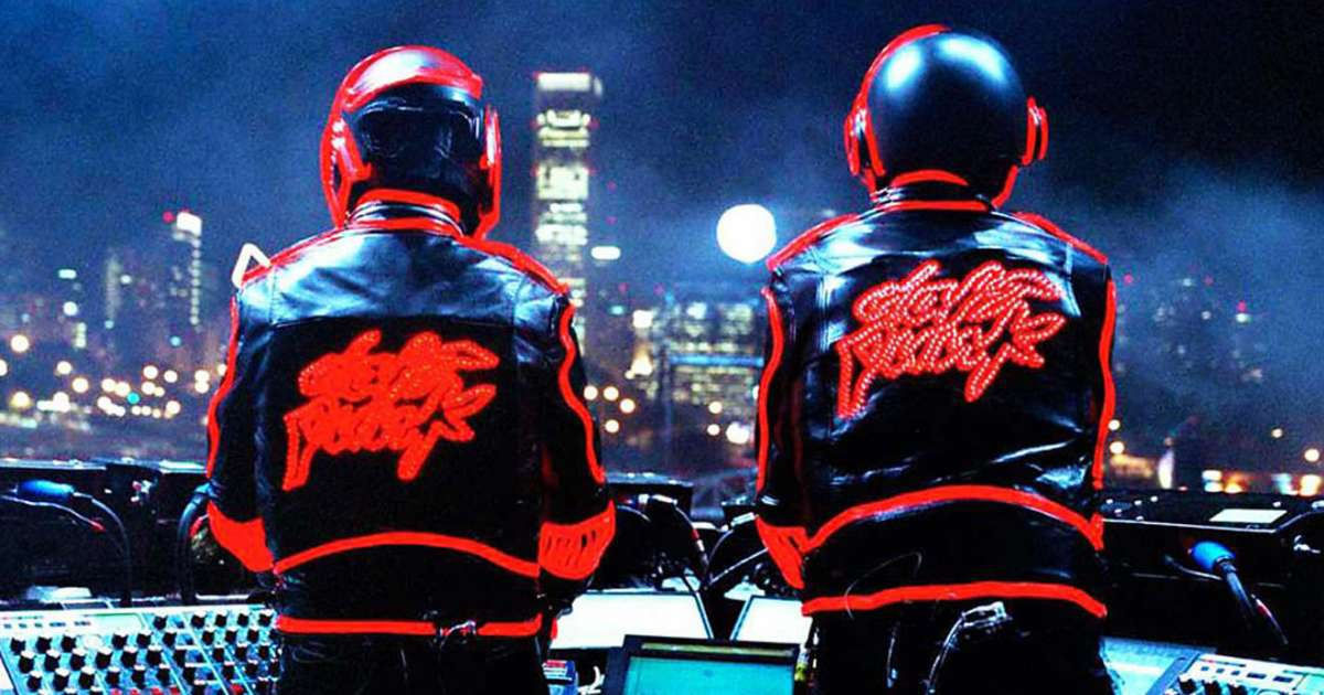 Around The World: The best Daft Punk live footage - - Mixmag
