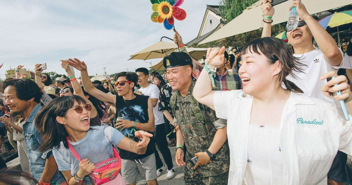 Korea's DMZ Peace Train Festival: Bringing happiness to the world's most heavily guarded frontier