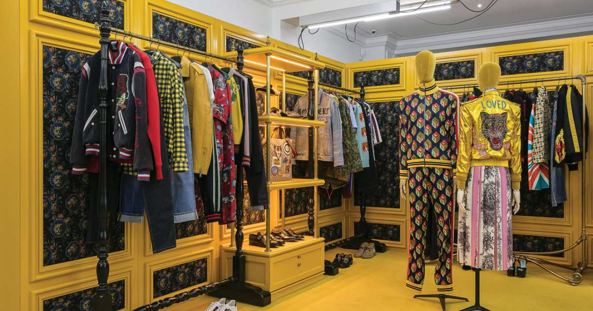 b0f660a6740 London s Dover Street Market is the fashion spot mixing luxury with the  unknown - Fashion - Mixmag