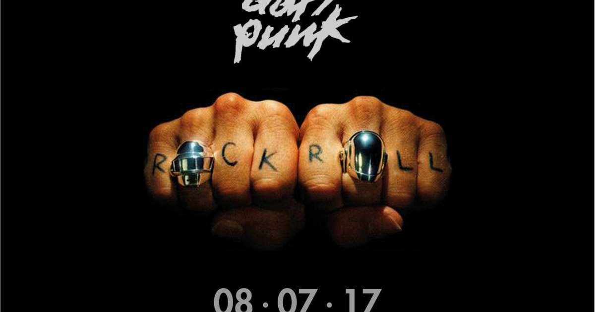 Daft Punk have announced a full 25-date live tour