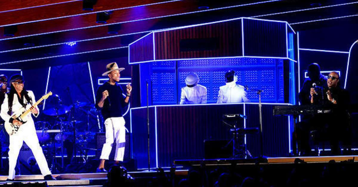 What to expect from the new Daft Punk live show - Blog - Mixmag