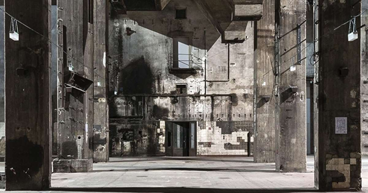 Part of Berghain has re-opened