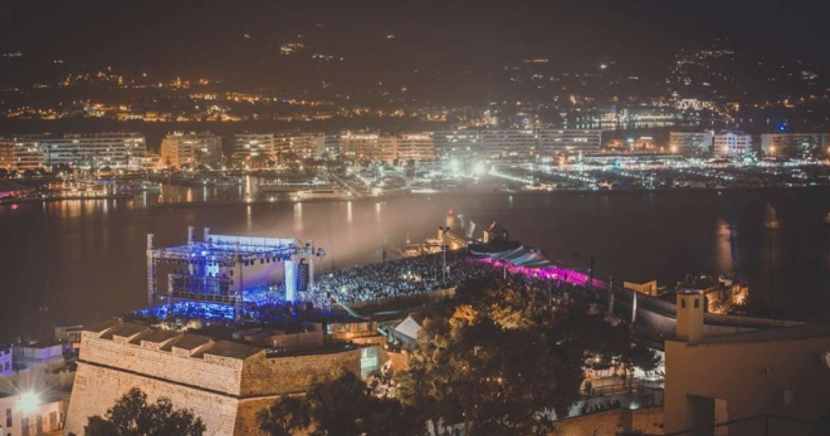 IMS Ibiza announces back-to-back sets for Dalt Vila
