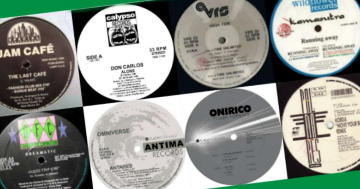 The 15 best early 90s italian house tracks lists mixmag for Top 20 house tracks