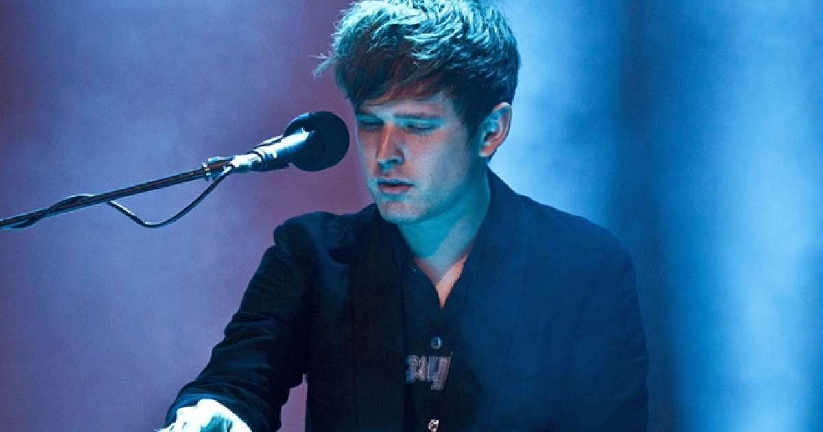 James Blake shares new video for 'Can't Believe The Way We Flow'