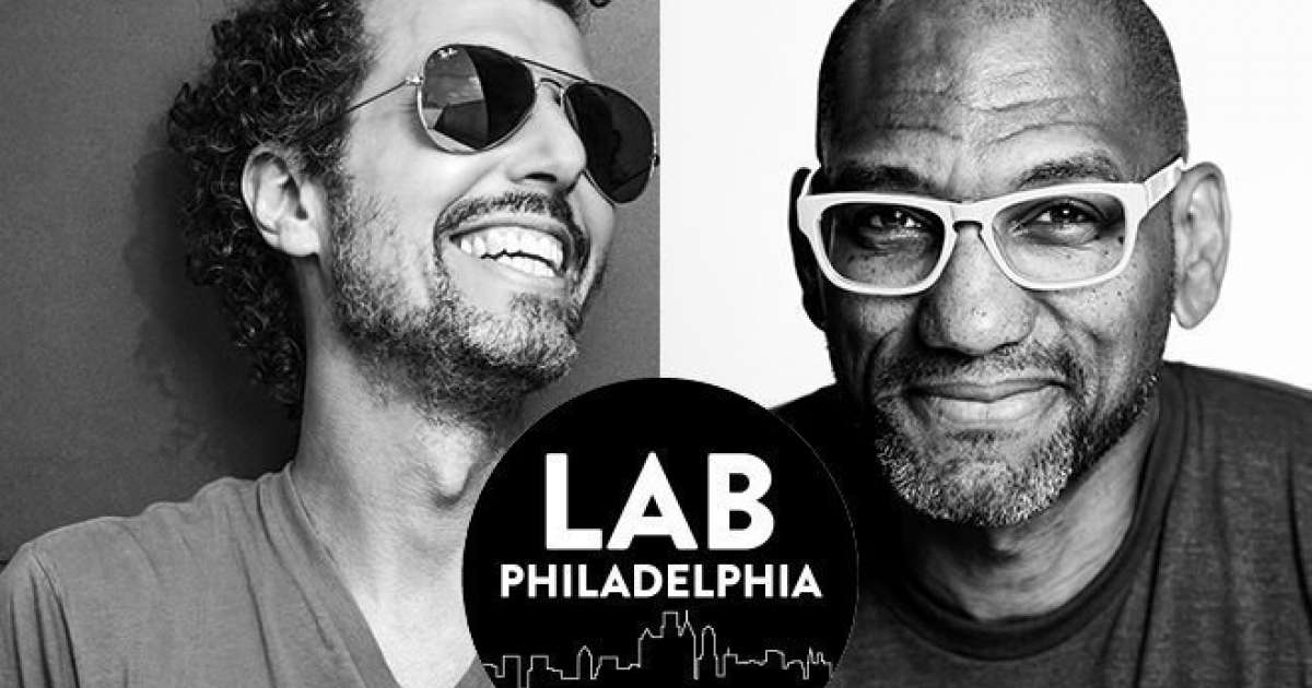 Lab on Location: Josh Wink and King Britt in The Lab Philly