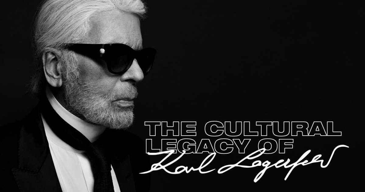 The cultural legacy of Karl Lagerfeld