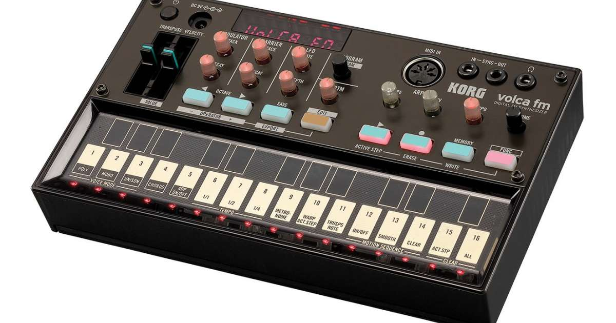5 of the best FM synths