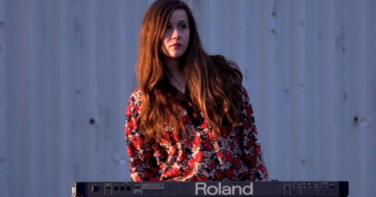 Watch Jessy Lanza Say You Never Show Your Love Video