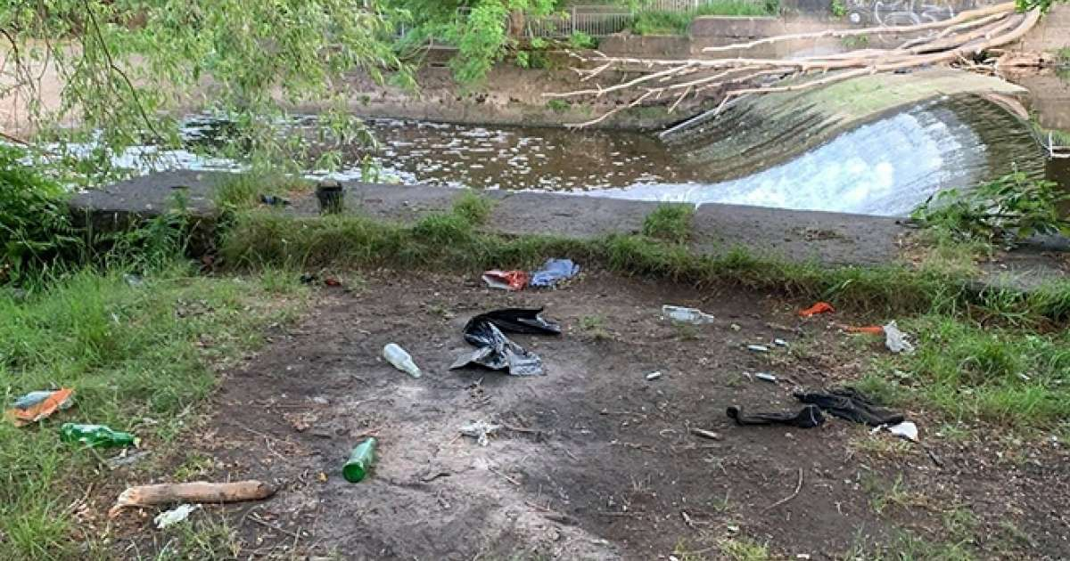 Three arrests made following illegal rave at a nature reserve in Leeds