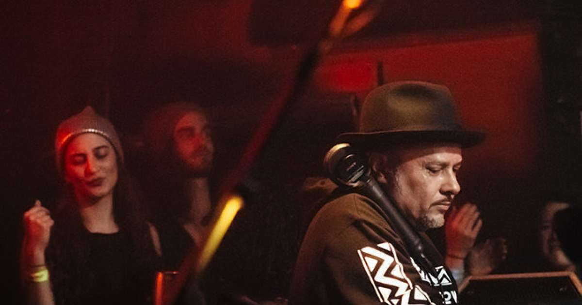 Mixmag Live In Nyc With Louie Vega Live Streams Mixmag