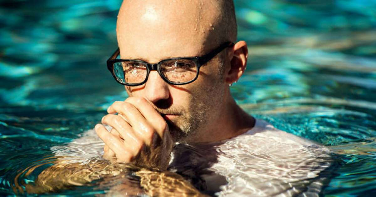 b8825820e7 10 iconic Moby moments - Lists - Mixmag