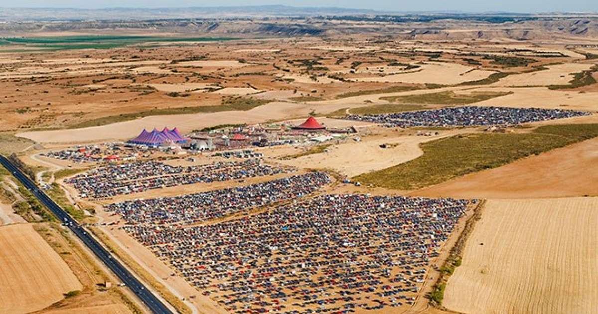 Desert Hearts Festival 2020.Monegros Desert Festival Returns To Spain In August Next