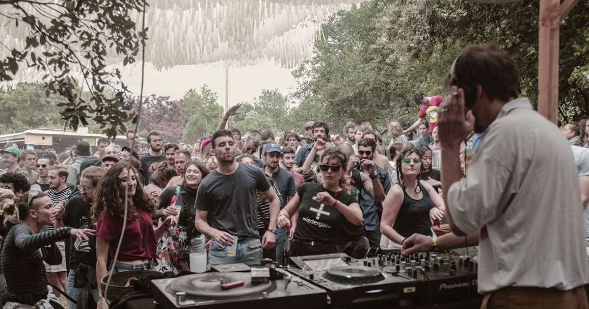 Monticule, the French countryside festival that's half retreat, half party
