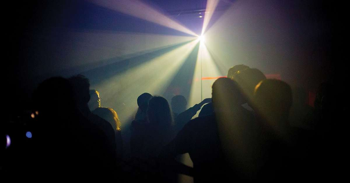 London's Venue MOT Unit 18 has all the raw energy of an illegal rave