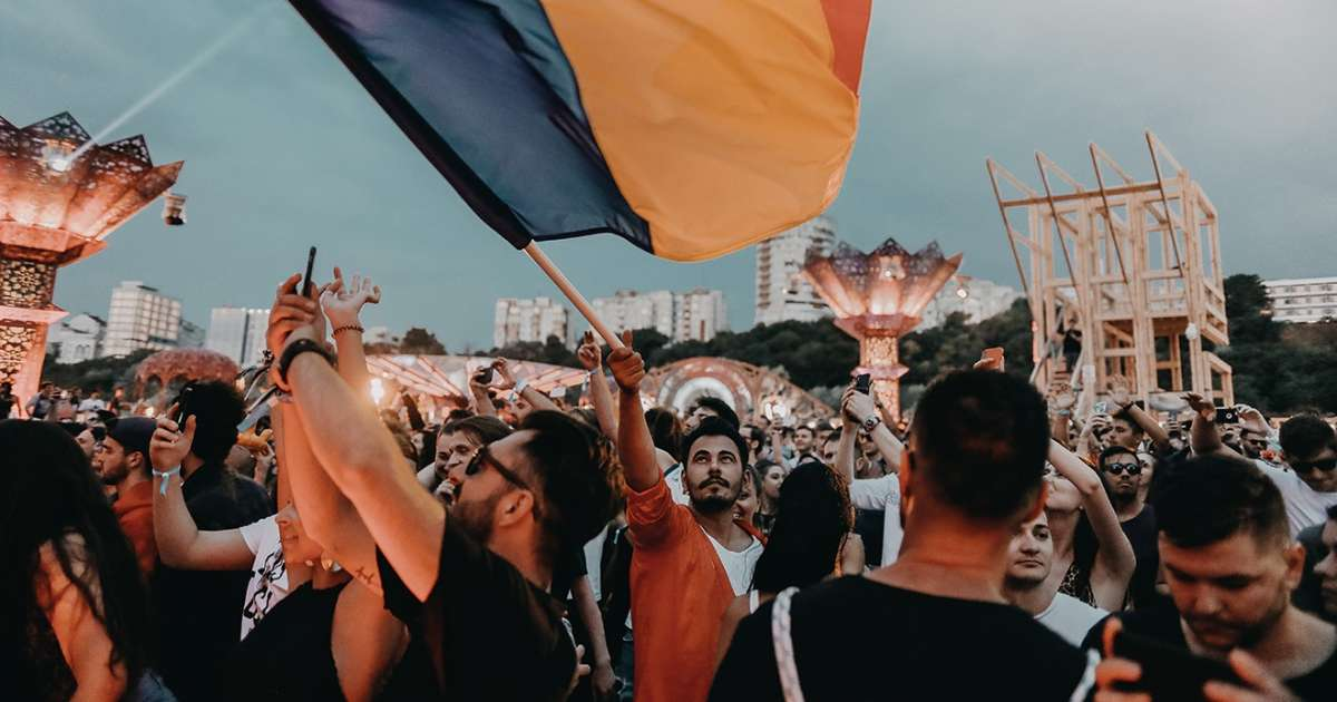 Romania's NEVERSEA Festival has every style of electronic music under the sun
