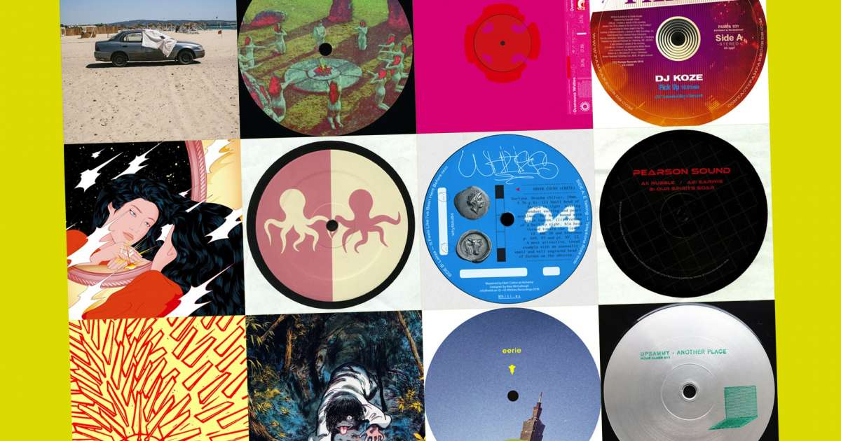 12 perfect records to soundtrack your New Year's Eve party